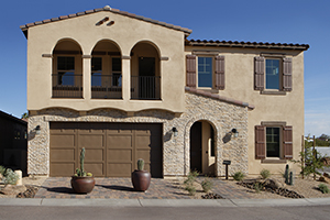 Keystone Homes Custom Homes in the Phoenix Area