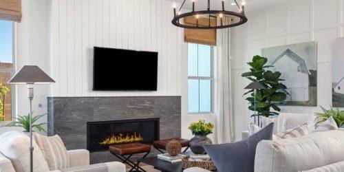 Preakness Estates Secretariat Living room