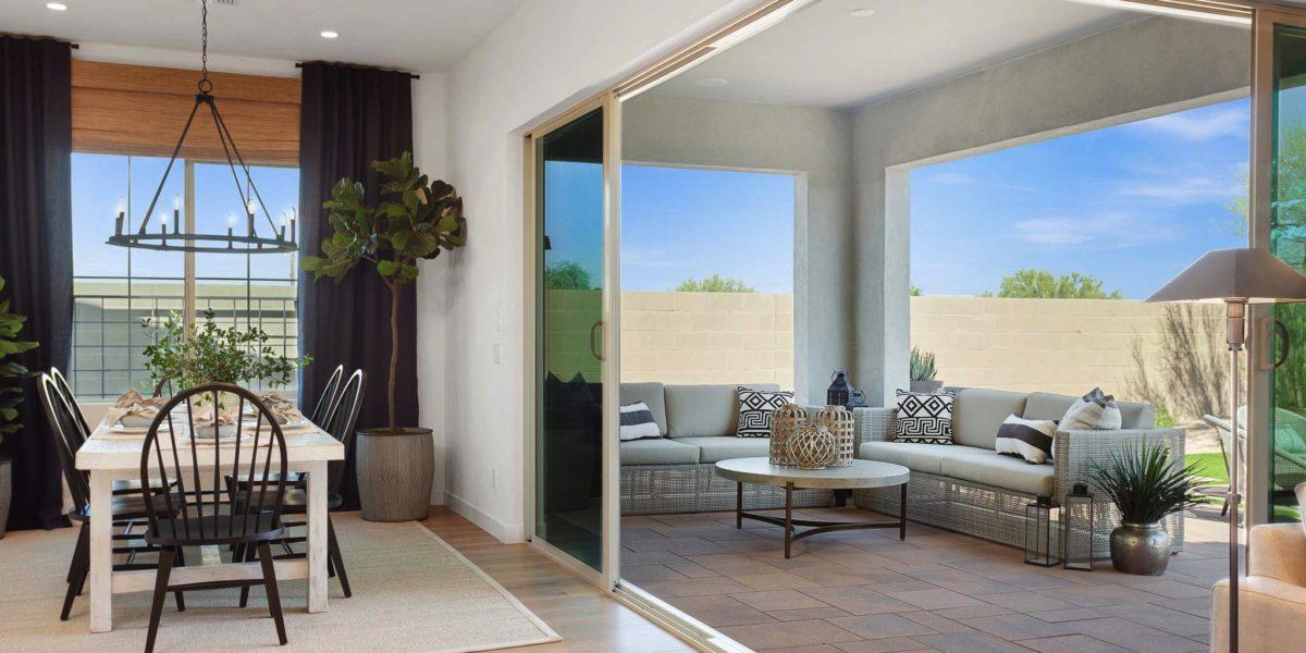 Preakness Estates indoor outdoor greatroom