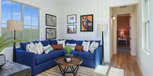 Preakness Estates Secretariat Lounge