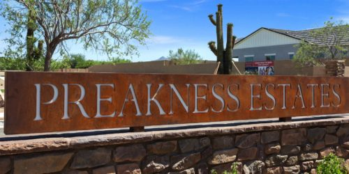 Preakness Estates Phoenix Community Monument