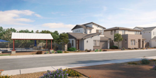 Madison Park New Community in Chandler