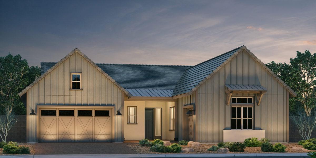 Preakness Estates Silver Charm Urban Farmhouse