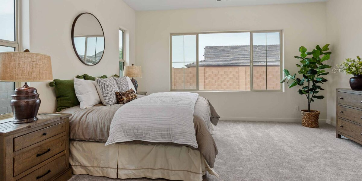 Preakness Estates Gallant Fox Master Bedroom