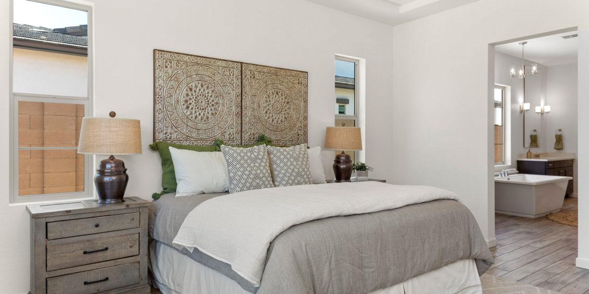Preakness Estates Risen Star Master bedroom