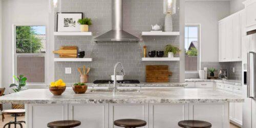 Preakness Estates Silver Charm Kitchen
