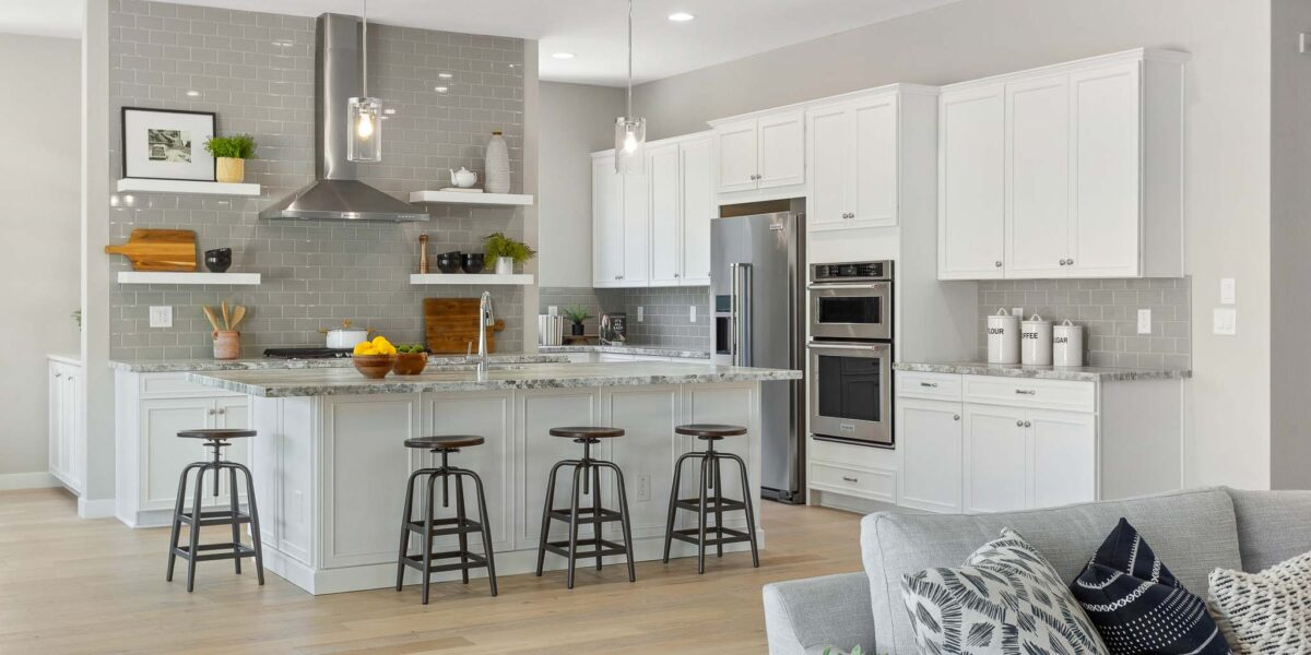 Preakness Estates Silver Charm Kitchen