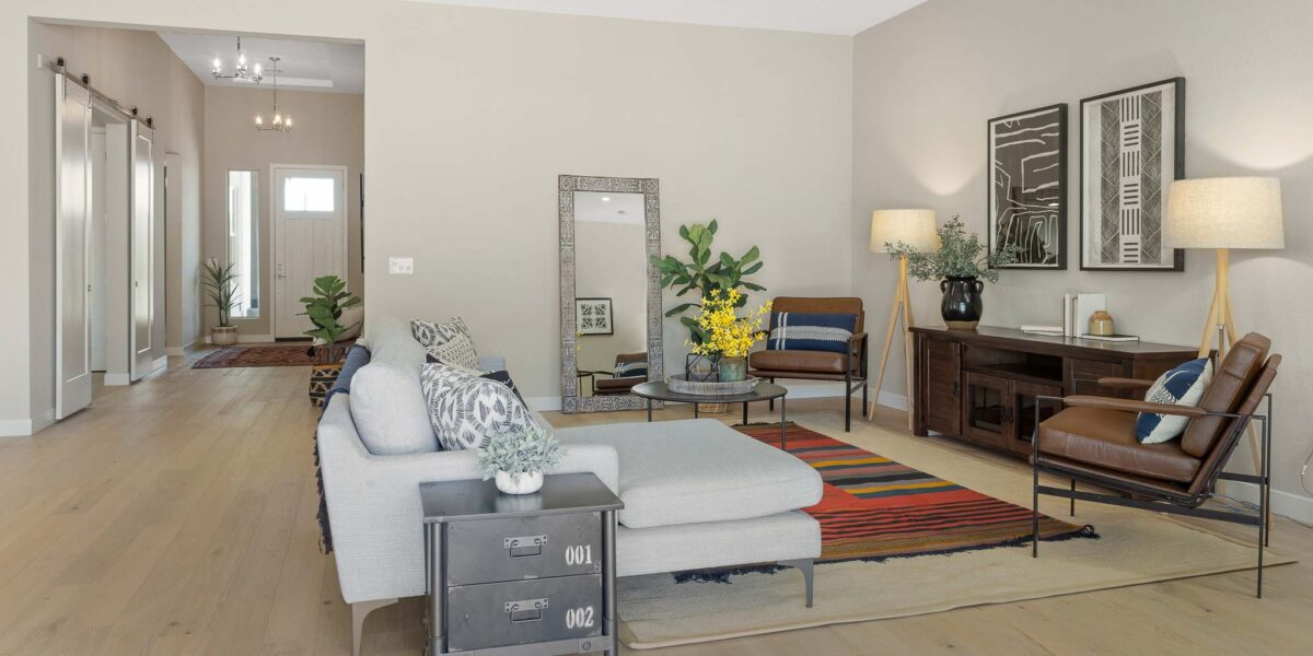 Preakness Estates Silver Charm Great Room & Entry