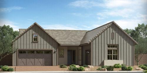 Gardeners Enclave Yucca Floor Plan Urban Farmhouse Elevation